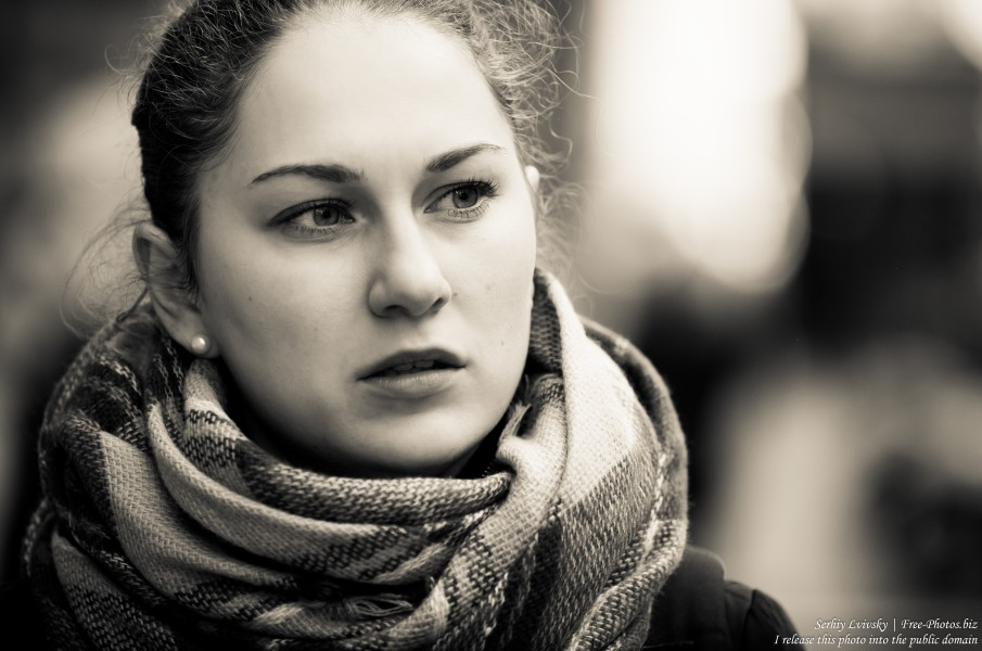 an attractive Catholic girl photographed in January 2016 by Serhiy Lvivsky, picture 4