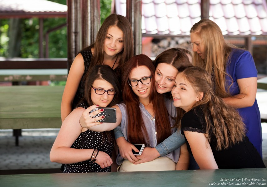 girls-animators at Catholic recollections in Poland in July 2017 photographed by Serhiy Lvivsky, picture 3