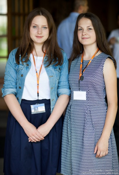 girls-animators at Catholic recollections in Poland in July 2017 photographed by Serhiy Lvivsky, picture 7