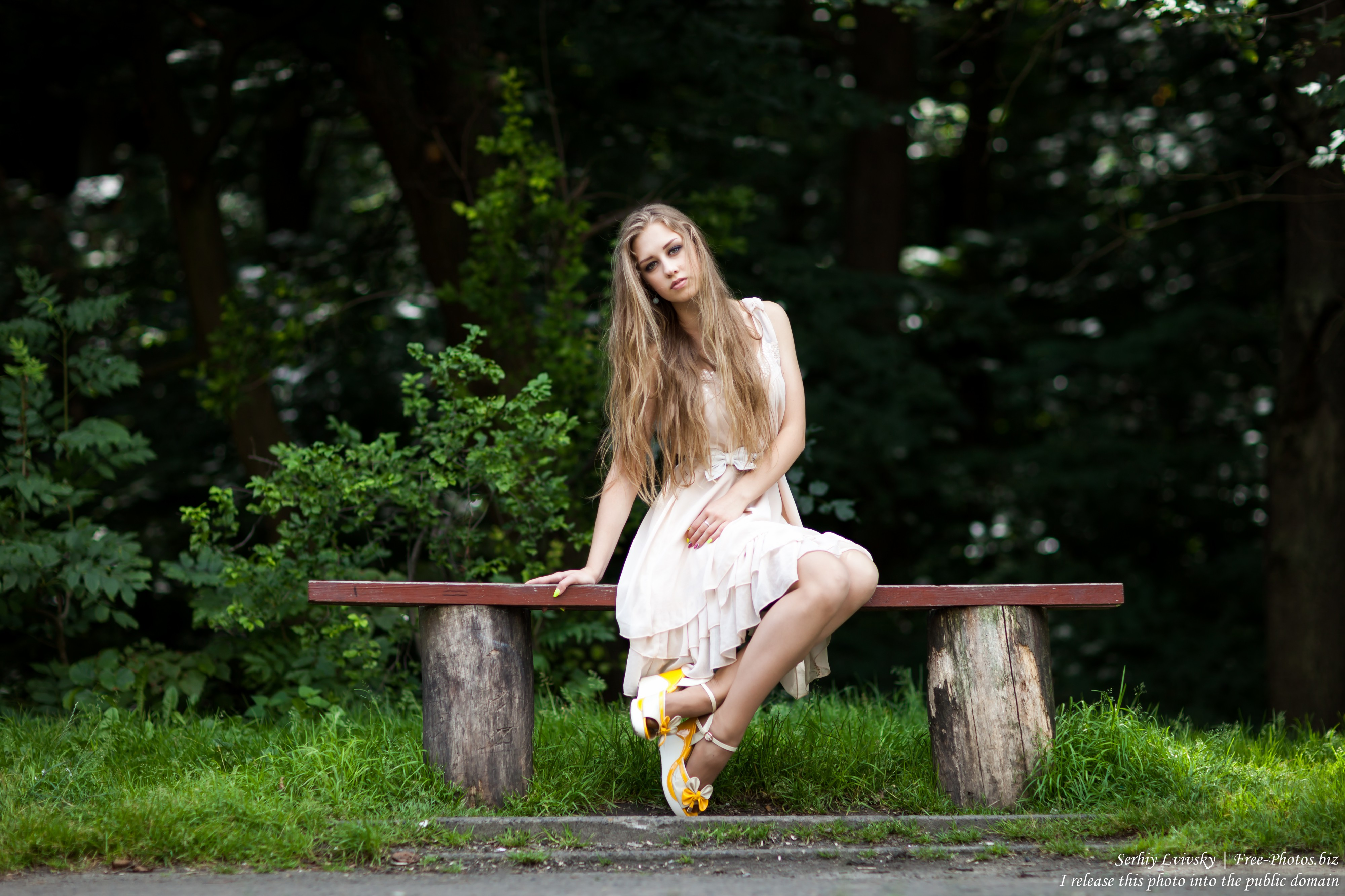 a 16-year-old natural blonde girl photographed in August 2016 by Serhiy Lvivsky, picture 20