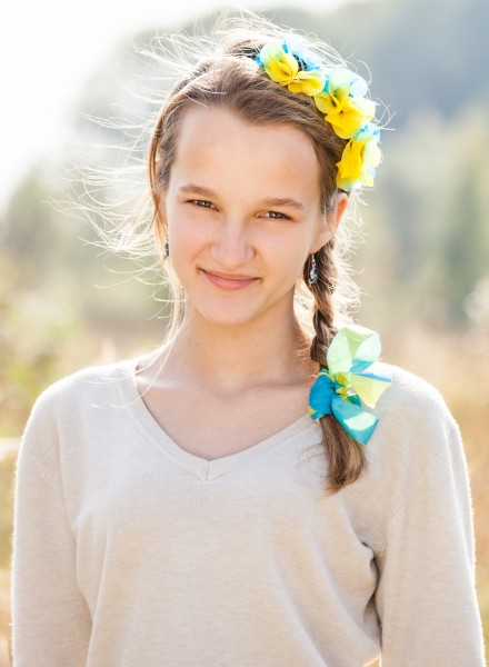 an amazing Catholic girl photographed in October 2014, picture 12