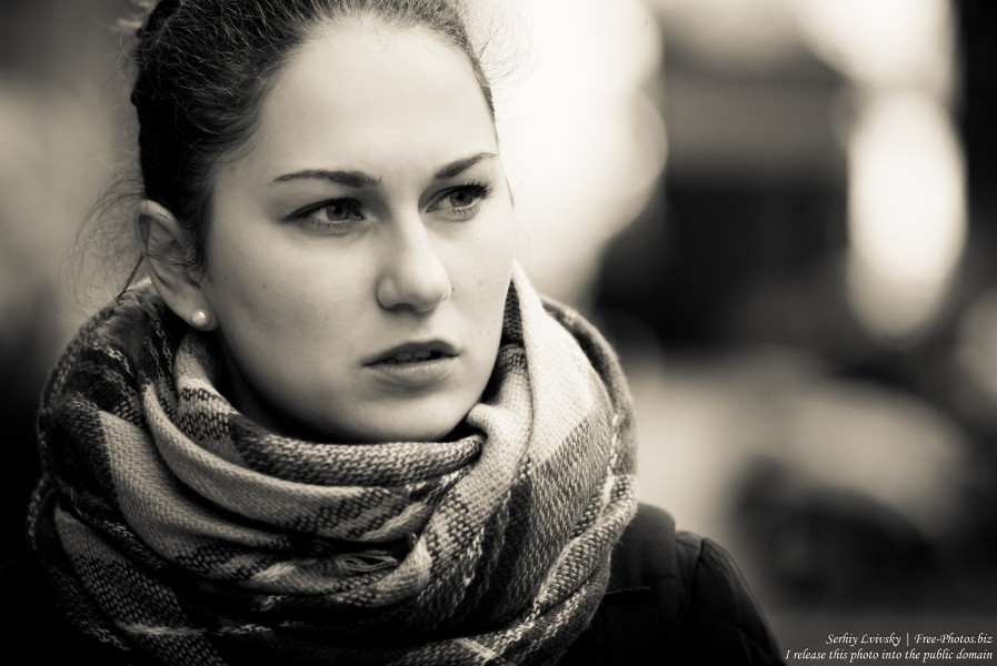 an attractive Catholic girl photographed in January 2016 by Serhiy Lvivsky, picture 6
