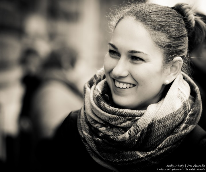 an attractive Catholic girl photographed in January 2016 by Serhiy Lvivsky, picture 8