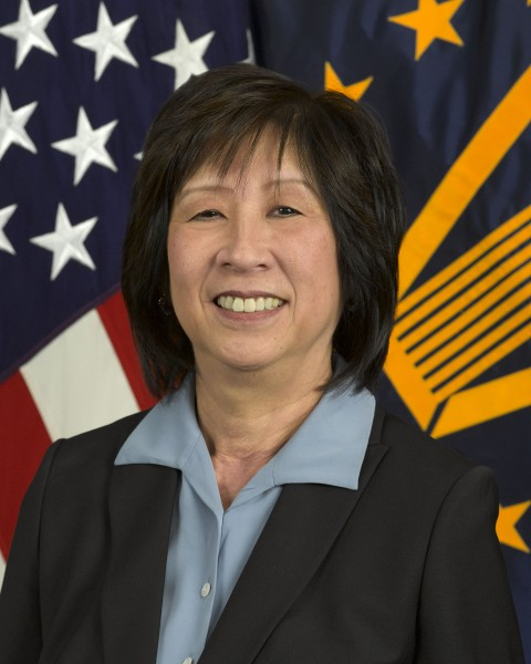 Defense.gov News Photo 101115-A-5590K-004 - Assistant Secretary of Defense for Networks and Information Integration DoD Chief Information Officer Teresa M. Takai