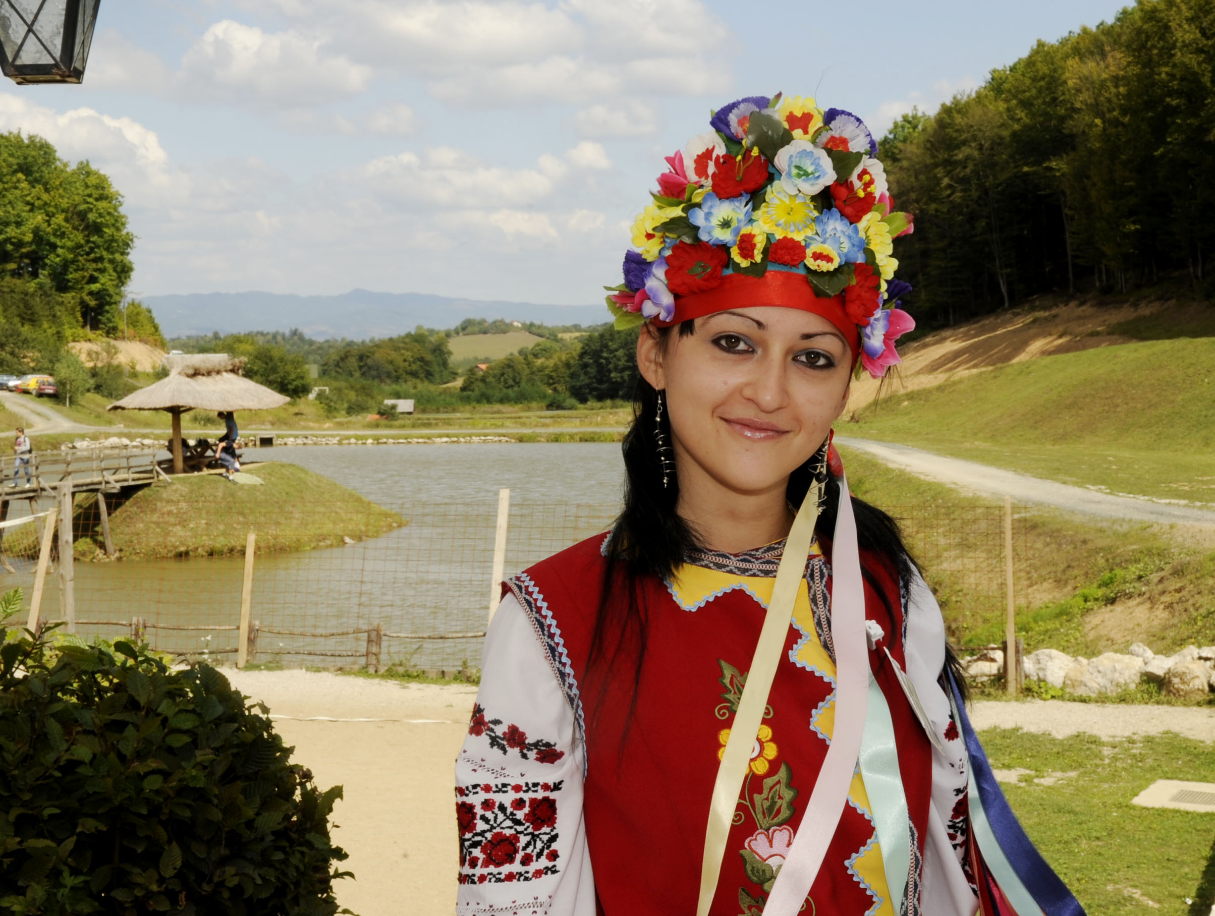 Traditional Bosnian clothing