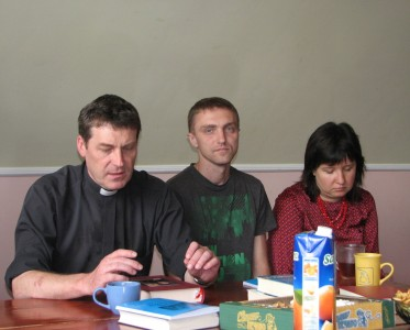 Meeting of Catholic married couples, picture 17