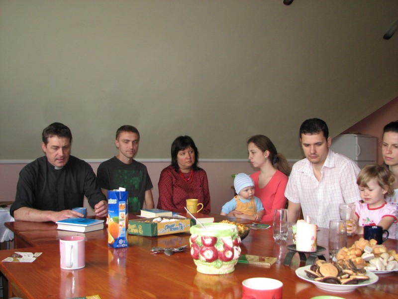 Meeting of Catholic married couples, picture 13