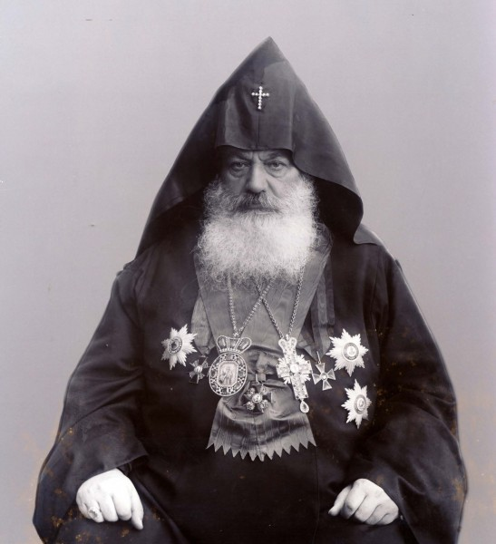 George V of Armenia - the Catholicos of All Armenians of the Armenian Apostolic Church in the Mother See of Holy Etchmiadzin from 1911–1930