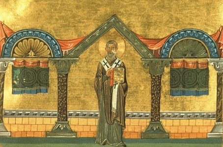 Eulogius of Alexandria (Menologion of Basil II)