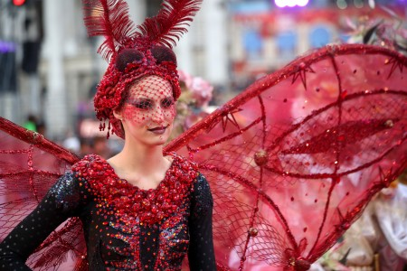 Life Ball 2014 red carpet 028