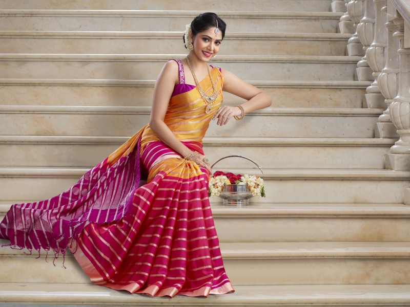 pure wedding silks sarees