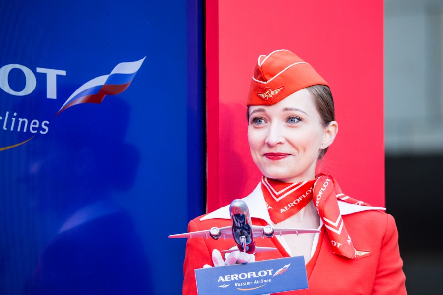Aeroflot Manchester United Trophy Tour in Tokyo (13048517203)