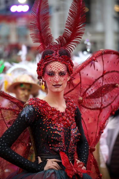 Life Ball 2014 red carpet 027