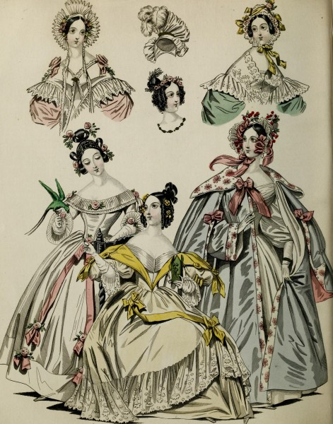 The World of fashion and continental feuilletons (1836) (14598319840)