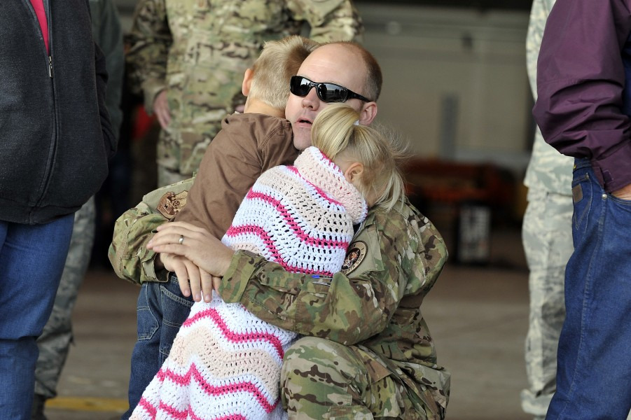 140th Wing Colorado Air National Guard Deployment Departure (Image 11 of 17) (8147805428)