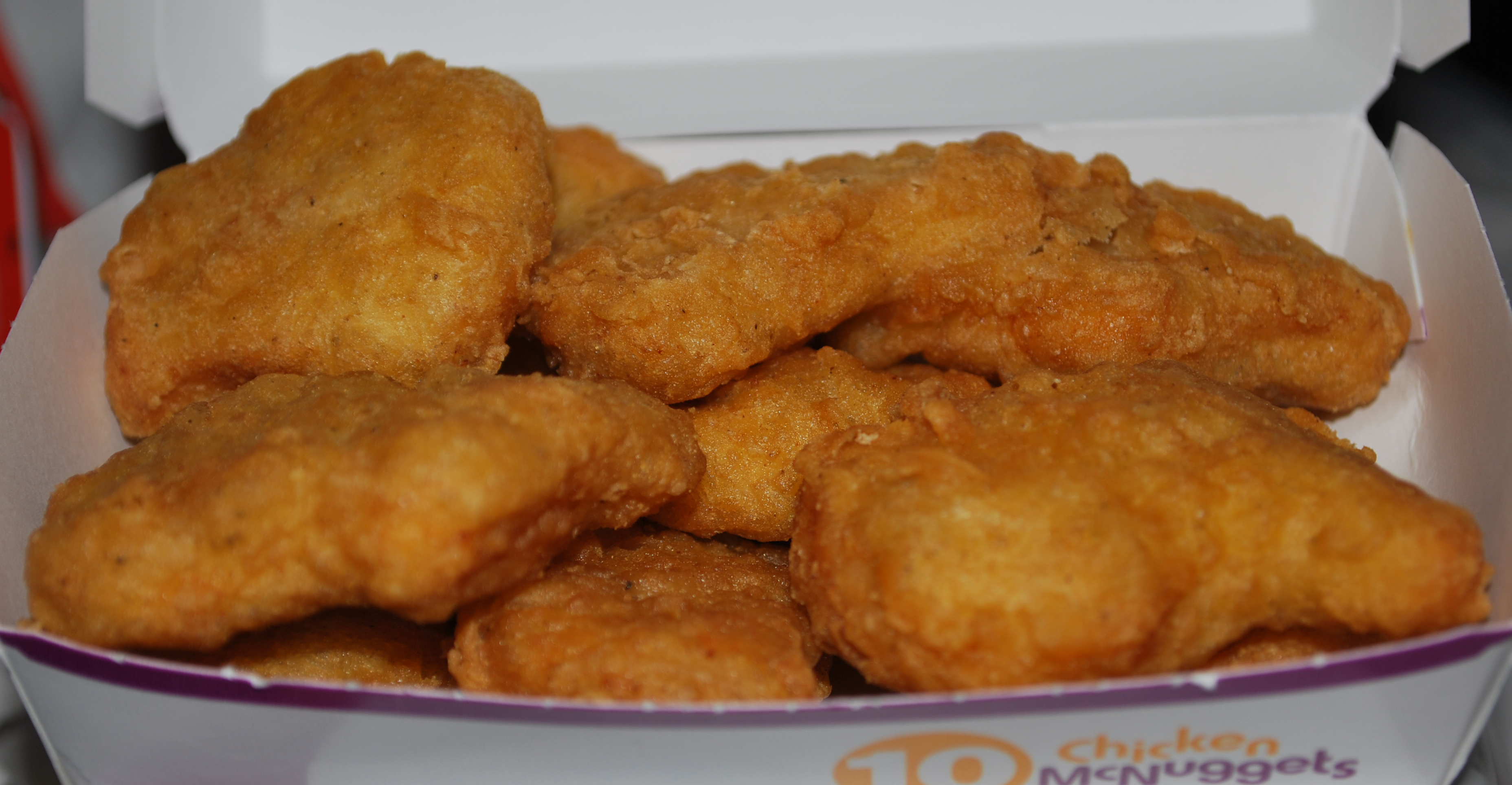 Chicken nuggets - 10pc