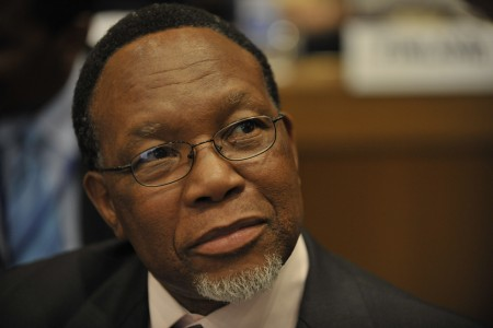 Kgalema Motlanthe, 12th AU Summit, 090202-N-0506A-140