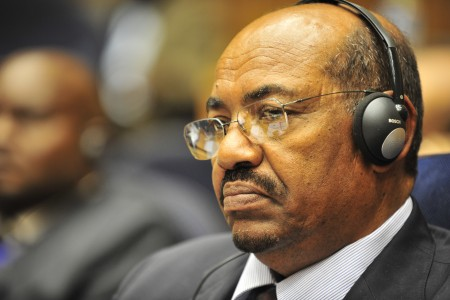 Omar al-Bashir, 12th AU Summit, 090131-N-0506A-342