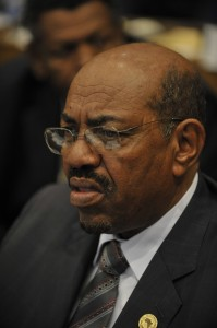 Omar al-Bashir, 12th AU Summit, 090202-N-0506A-137