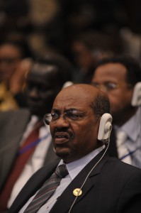 Omar al-Bashir, 12th AU Summit, 090202-N-0506A-724
