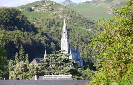 Lourdes, France, Europe, August 2013, picture 8