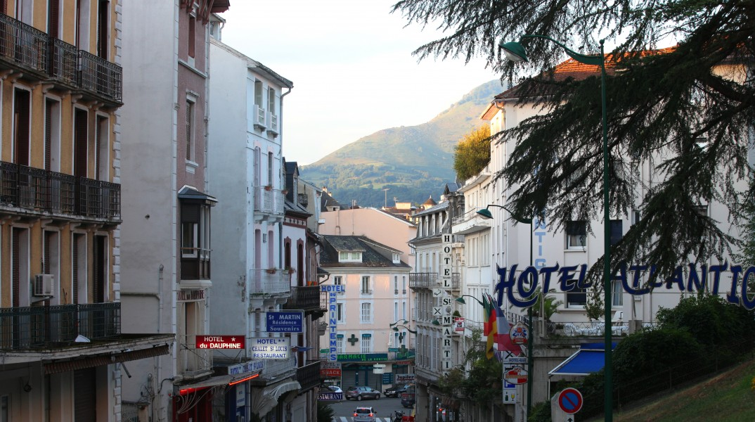 Lourdes, France, Europe, August 2013, picture 1