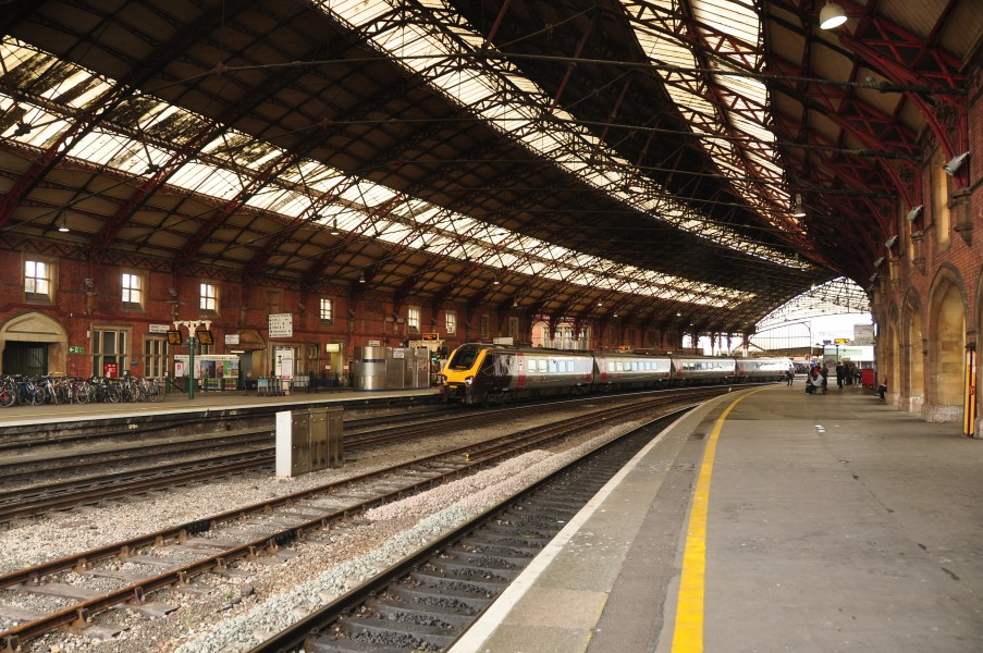 Bristol Temple Meads (1612)