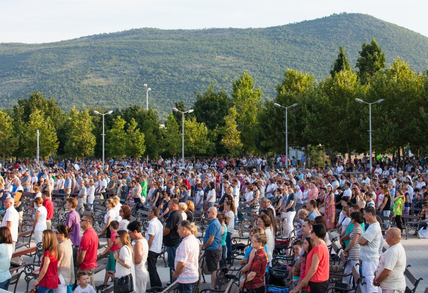 Medjugorje, Bosnia, July 2014, picture 1