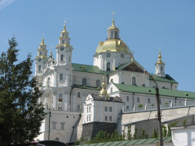 Pochayiv Lavra - Orthodox Church Monastery - Ternopil Region