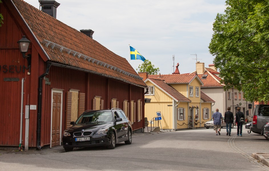 Sigtuna town, Sweden, June 2014, picture 15
