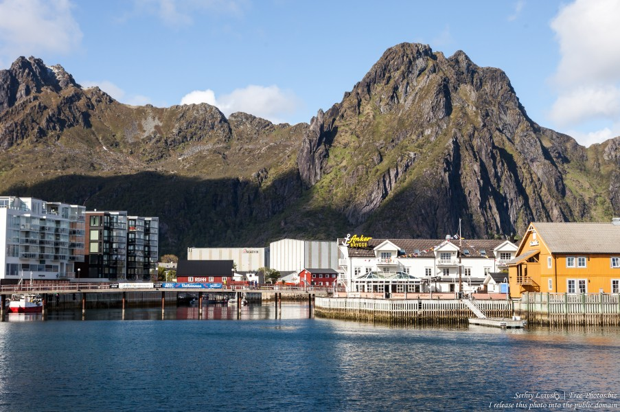 Svolvaer, Lofoten, Norway photographed in June 2018 by Serhiy Lvivsky, picture 5