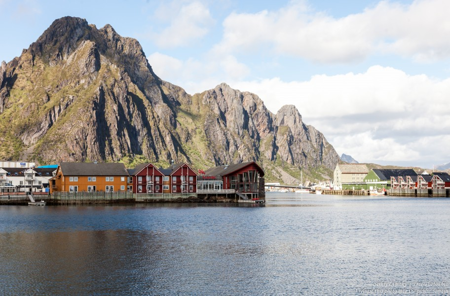 Svolvaer, Lofoten, Norway photographed in June 2018 by Serhiy Lvivsky, picture 7