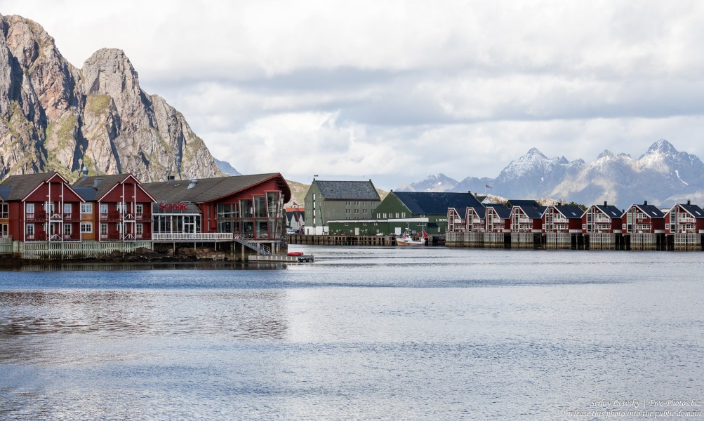 Svolvaer, Lofoten, Norway photographed in June 2018 by Serhiy Lvivsky, picture 11