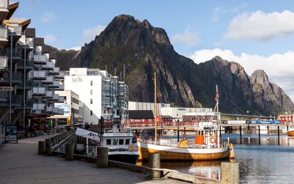 Svolvaer, Lofoten, Norway photographed in June 2018 by Serhiy Lvivsky, picture 14