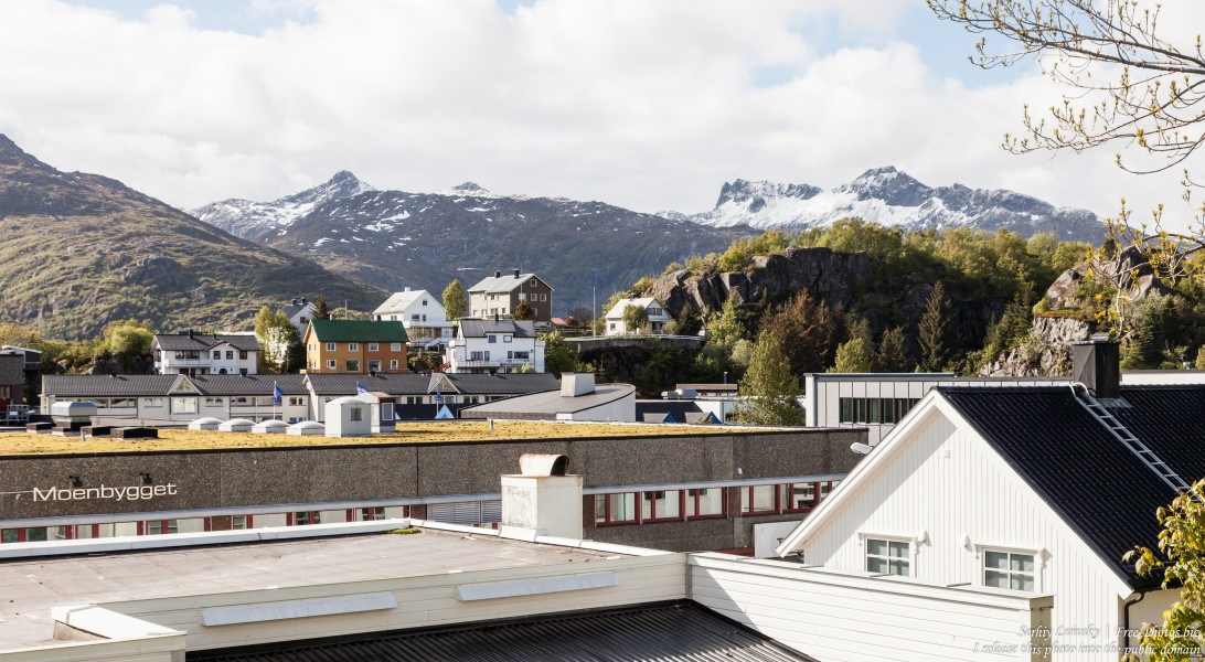 Svolvaer, Lofoten, Norway photographed in June 2018 by Serhiy Lvivsky, picture 18