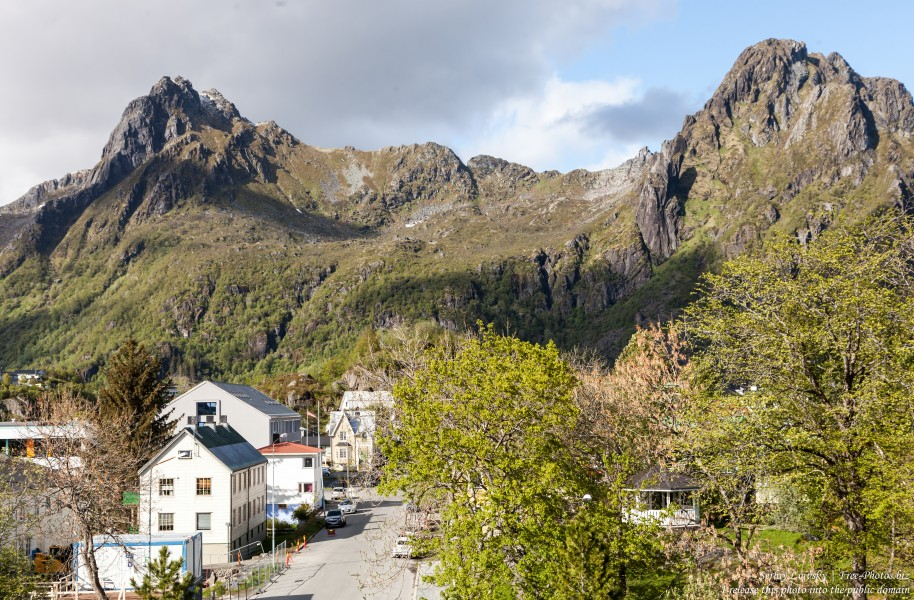 Svolvaer, Lofoten, Norway photographed in June 2018 by Serhiy Lvivsky, picture 19