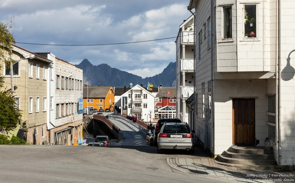 Svolvaer, Lofoten, Norway photographed in June 2018 by Serhiy Lvivsky, picture 25