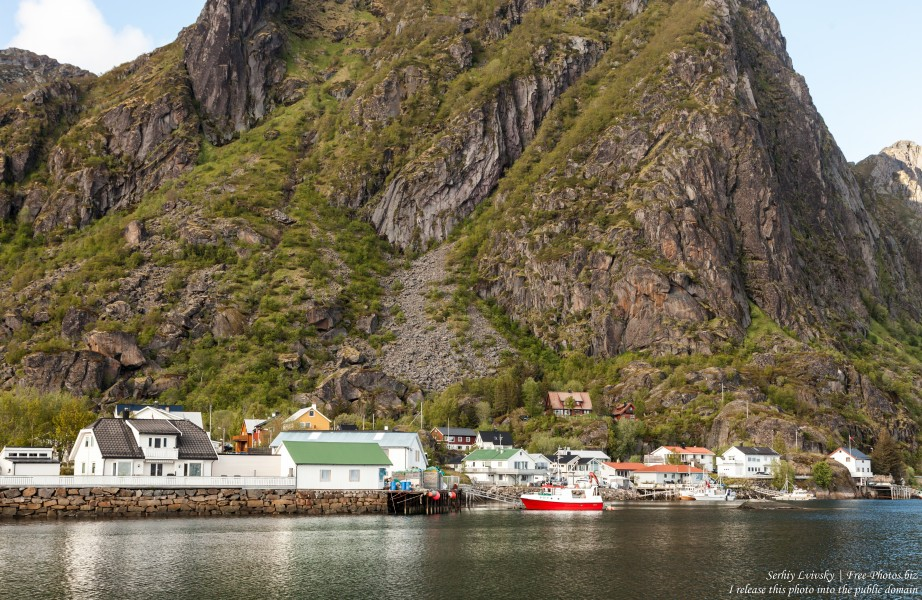 Svolvaer, Lofoten, Norway photographed in June 2018 by Serhiy Lvivsky, picture 30