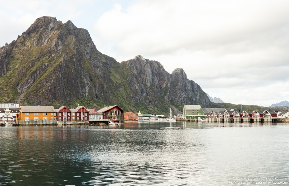 Svolvaer, Lofoten, Norway photographed in June 2018 by Serhiy Lvivsky, picture 34