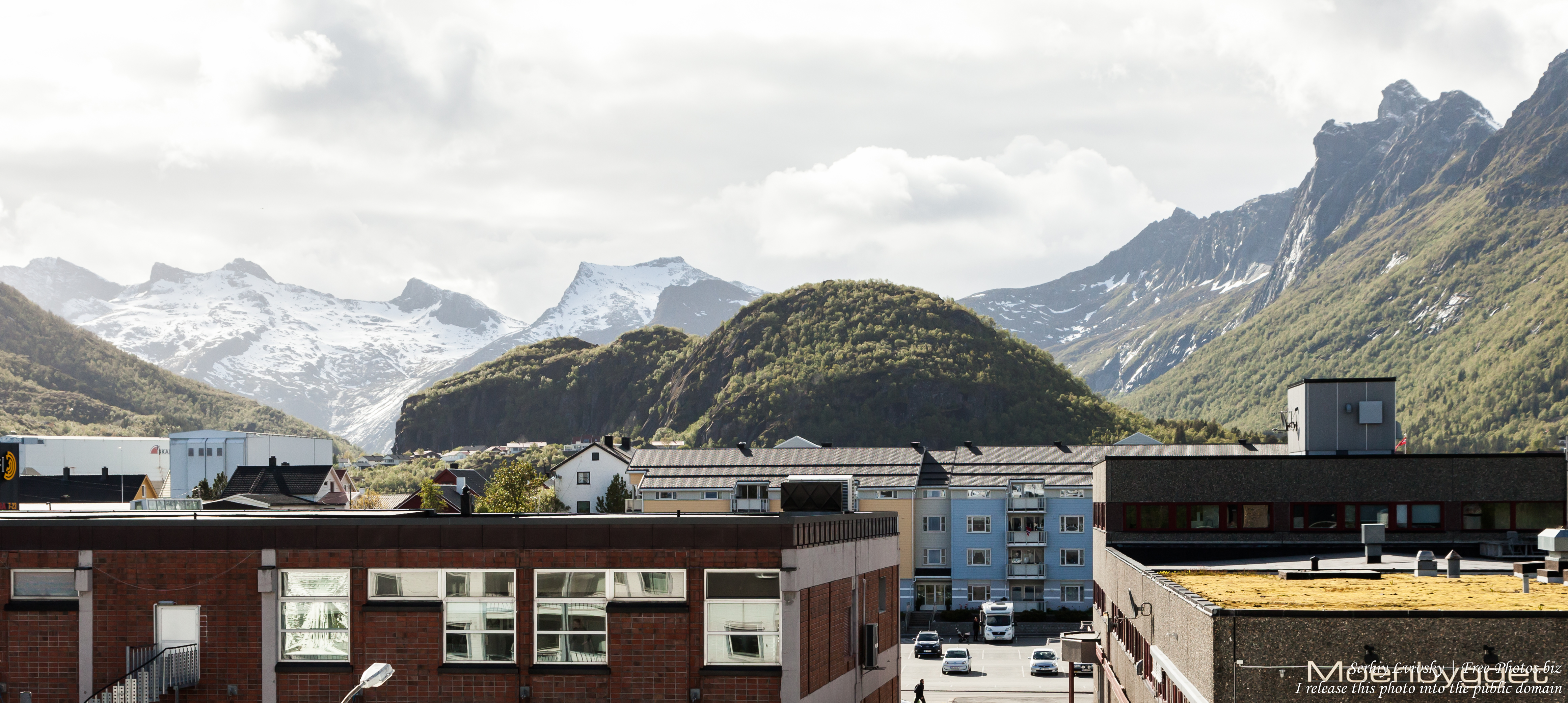 Svolvaer, Lofoten, Norway photographed in June 2018 by Serhiy Lvivsky, picture 17