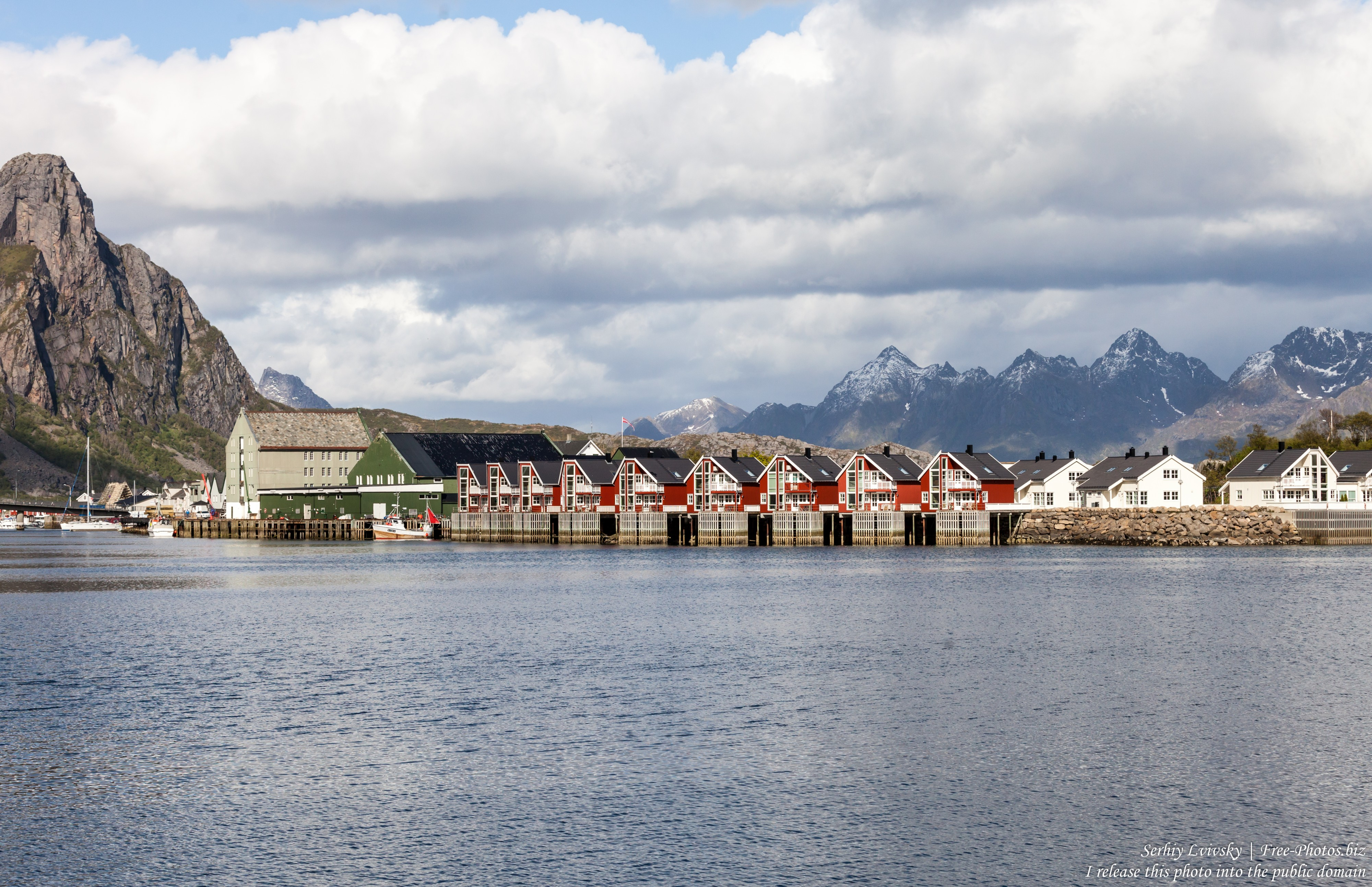 Svolvaer, Lofoten, Norway photographed in June 2018 by Serhiy Lvivsky, picture 9