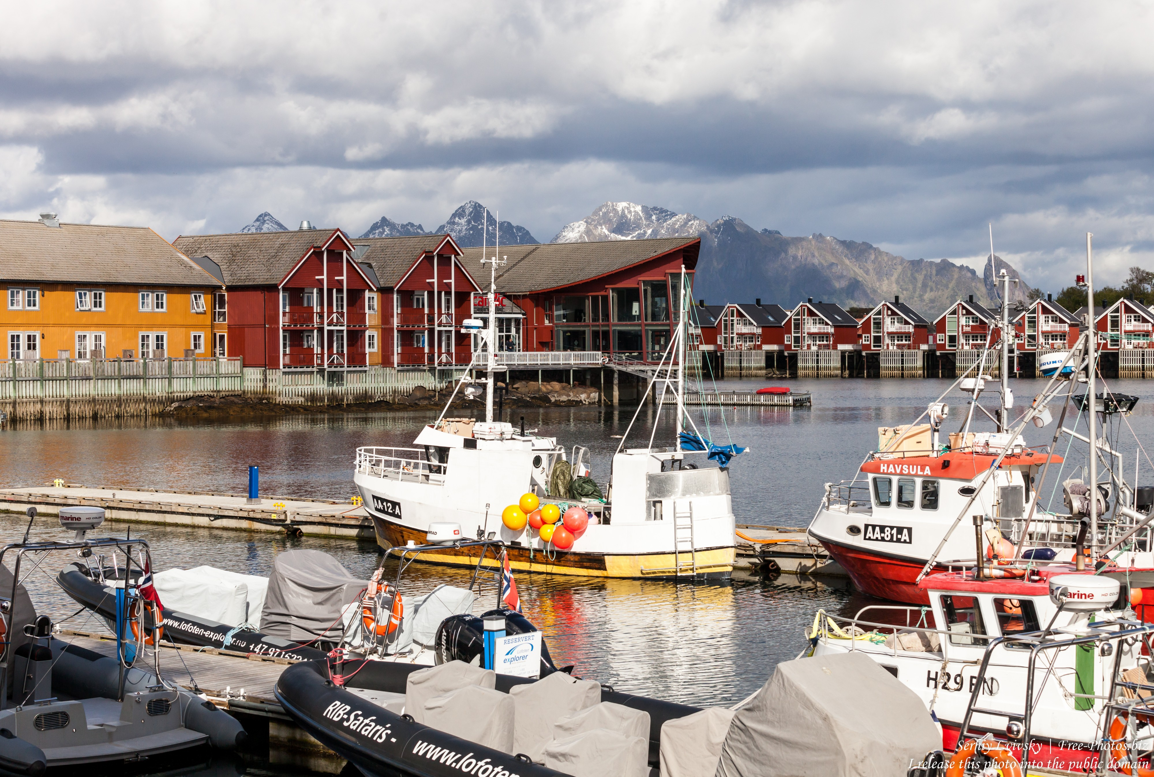 Svolvaer, Lofoten, Norway photographed in June 2018 by Serhiy Lvivsky, picture 12