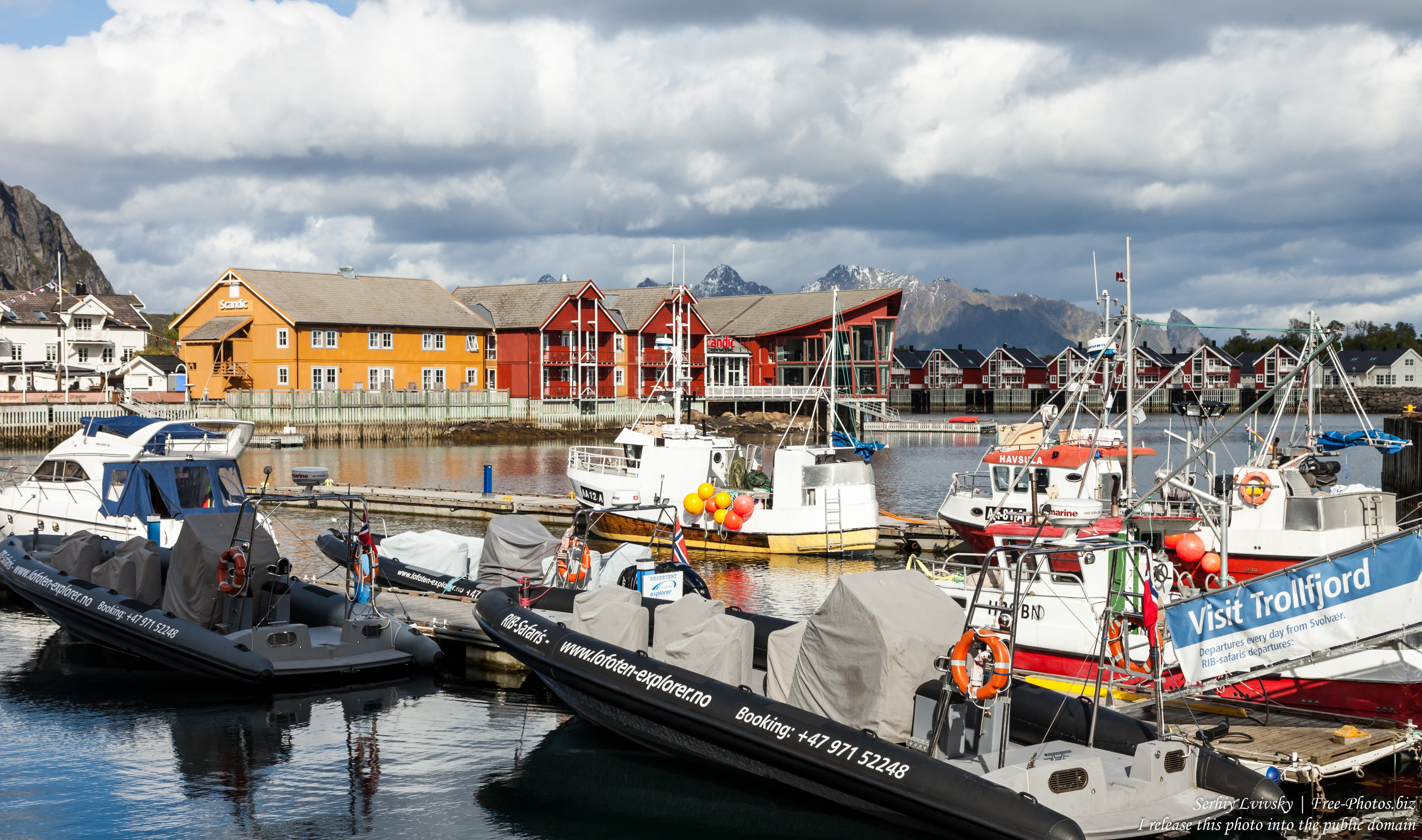 Svolvaer, Lofoten, Norway photographed in June 2018 by Serhiy Lvivsky, picture 13