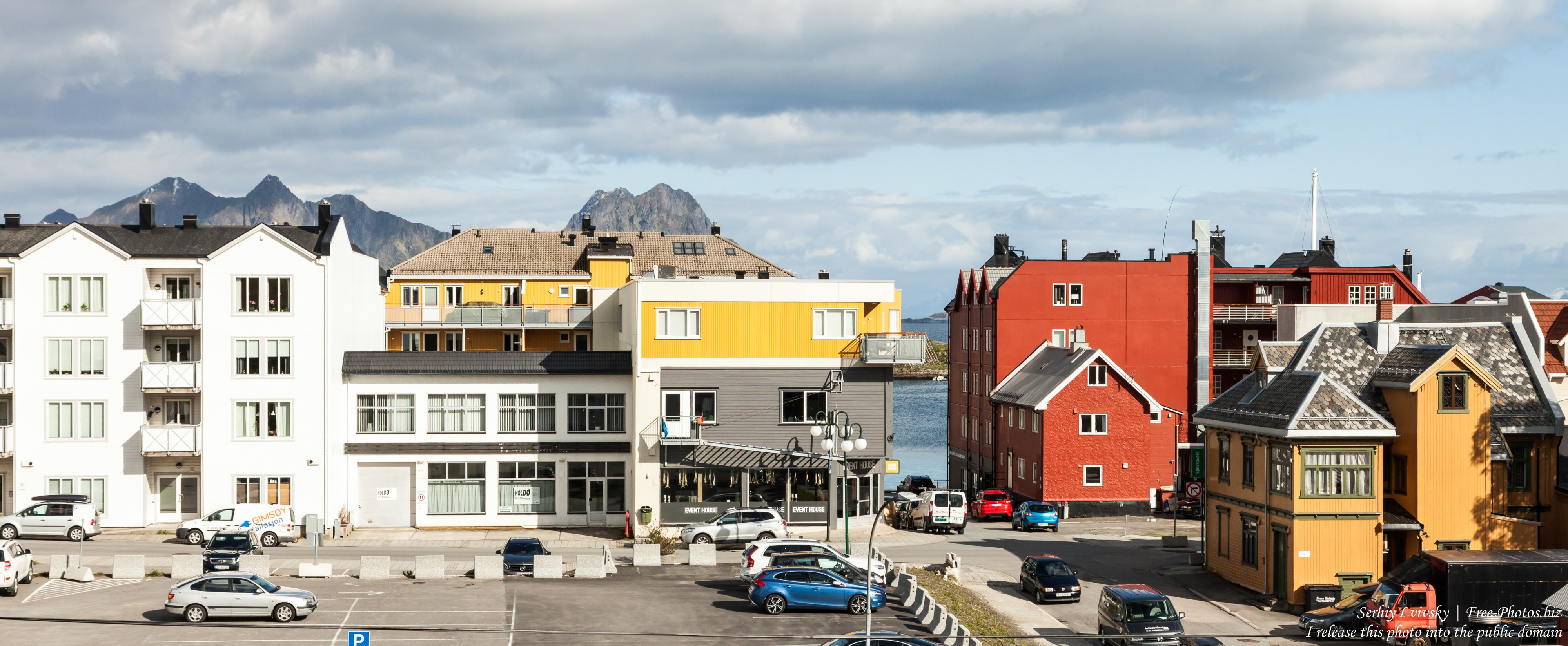Svolvaer, Lofoten, Norway photographed in June 2018 by Serhiy Lvivsky, picture 20