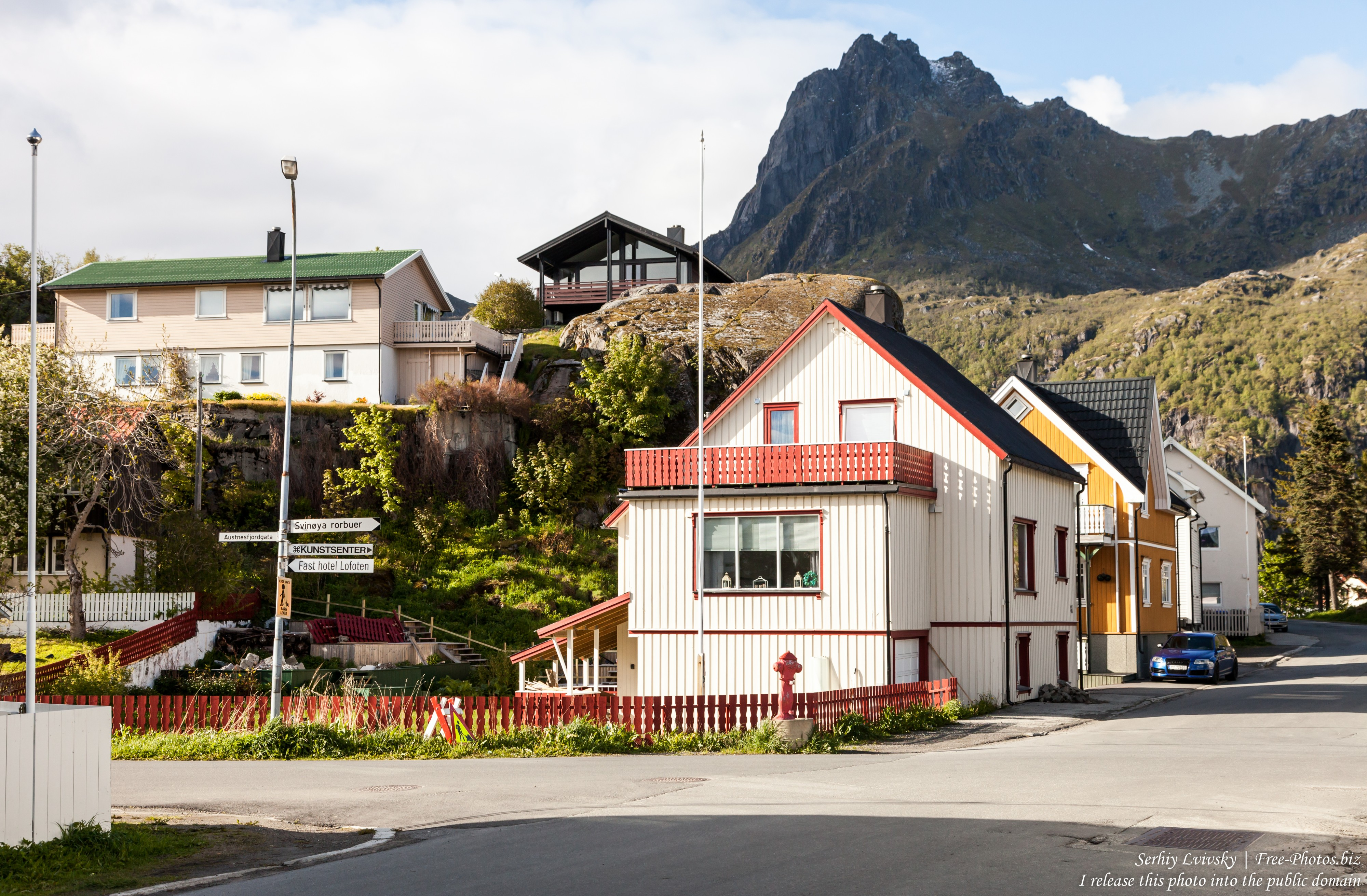 Svolvaer, Lofoten, Norway photographed in June 2018 by Serhiy Lvivsky, picture 27
