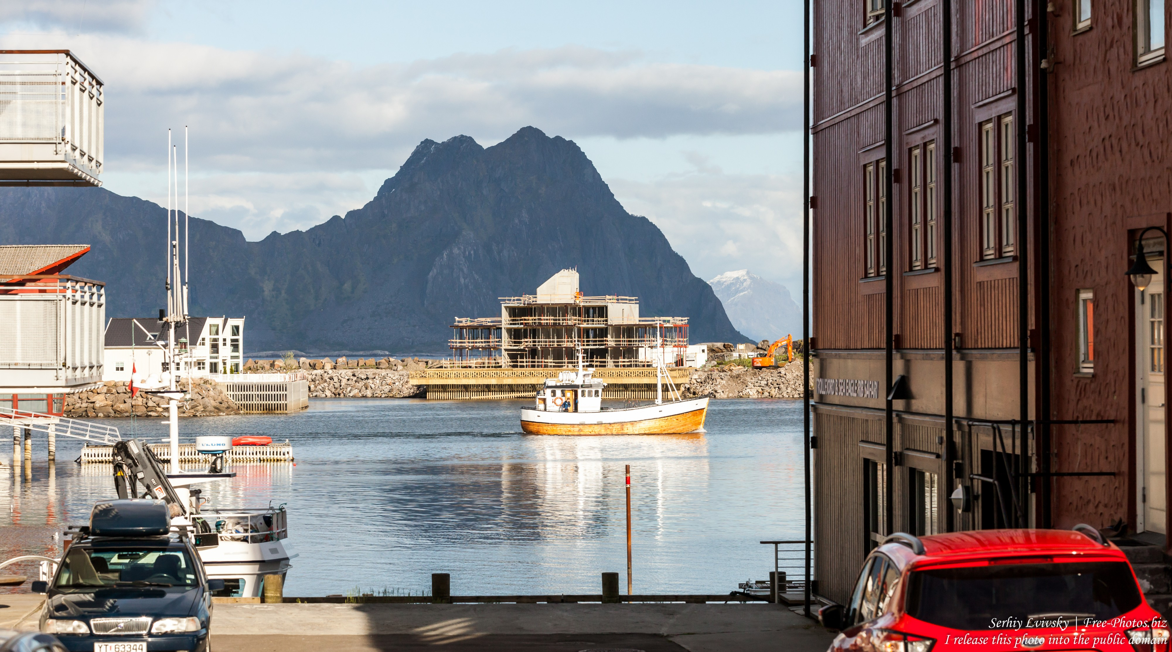 Svolvaer, Lofoten, Norway photographed in June 2018 by Serhiy Lvivsky, picture 33