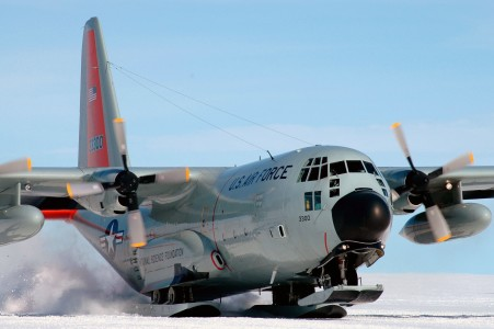 139th Airlift Squadron - Lockheed LC-130H Hercules 93-3300
