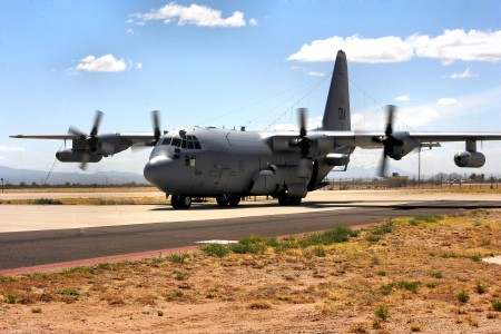 42d Electronic Combat Squadron - C-130 Compass Call
