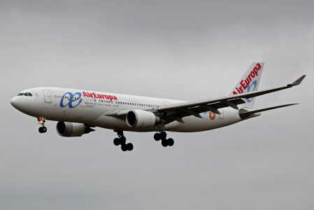 A330 Air Europa EC-KOM