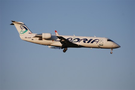 Adria Airways Canadair CRJ-200, S5-AAF@ZRH,14.04.2007-459ct - Flickr - Aero Icarus